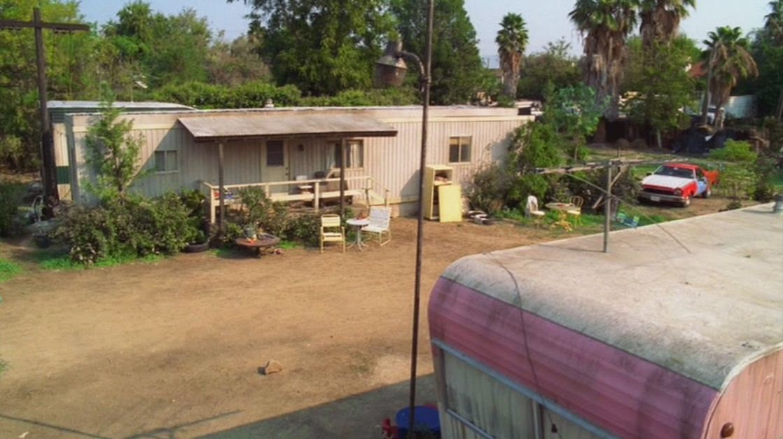 Trailer Park And Is Fenced Off From The Public In A Couple Of Screen Shots You Can See Roof Buildings Which Are Directly South