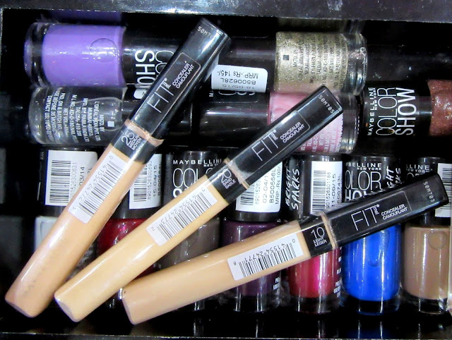 Maybelline Fit Me Concealer Review | Shade 20 'Sand Sable'