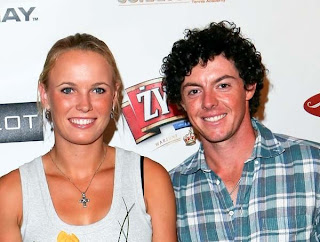 Rory McIlroy and Caroline Wozniacki going strong