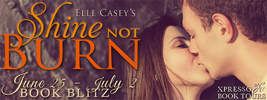 GUEST POST: Shine Not Burn by Elle Casey