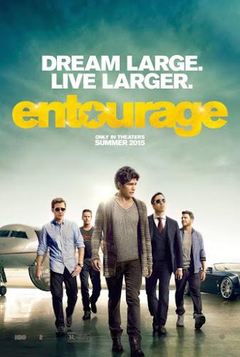 Entourage (Web-DL 720p Español Latino) (2015)
