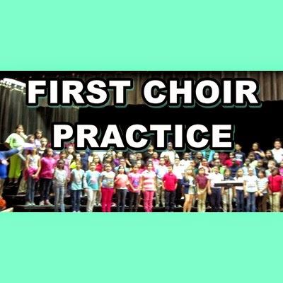 First Choir Practice DNVlogsLife