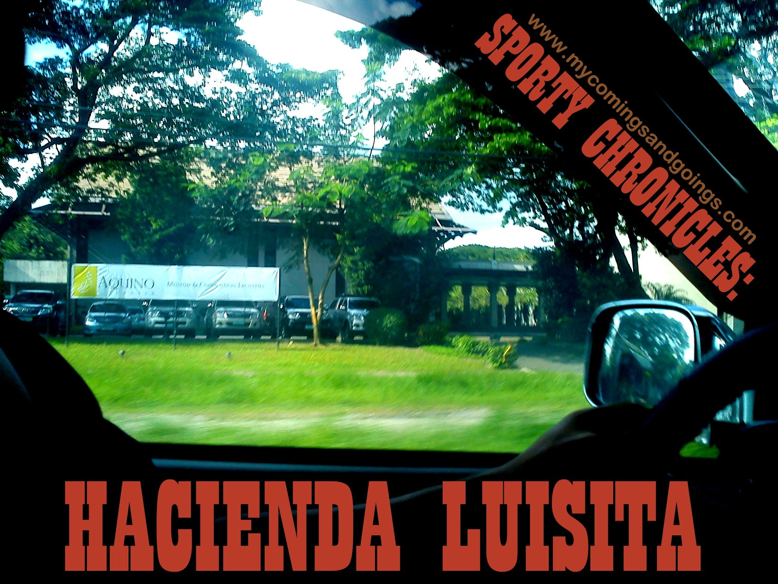 hacienda luisita issue Hacienda luisita, incorporated,  for its part, ambala poses the  following issues in its motion for reconsideration dated july 19,.