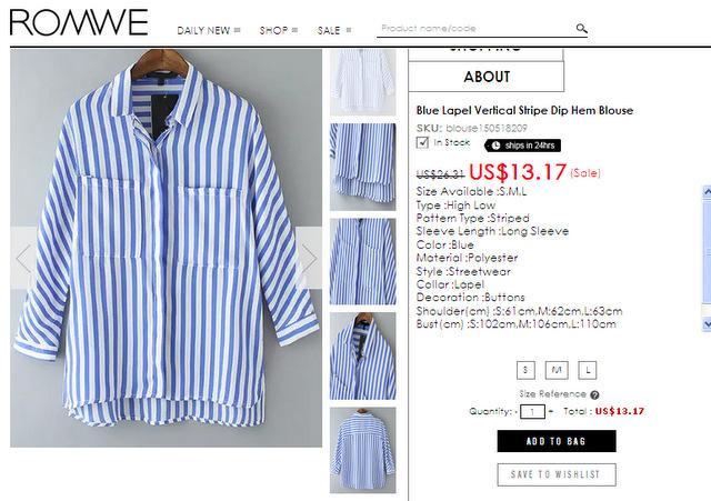 www.romwe.com/Blue-Lapel-Vertical-Stripe-Dip-Hem-Blouse-p-119740-cat-670.html?utm_source=marcelka-fashion.blogspot.com&utm_medium=blogger&url_from=marcelka-fashion