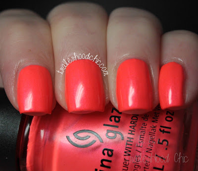 china glaze summer neon surfin for boys review swatches