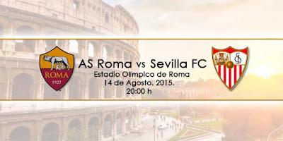 AS Roma Sevilla