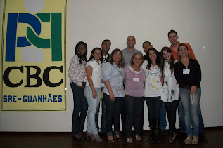 Equipe PIP/CBC - Guanhães