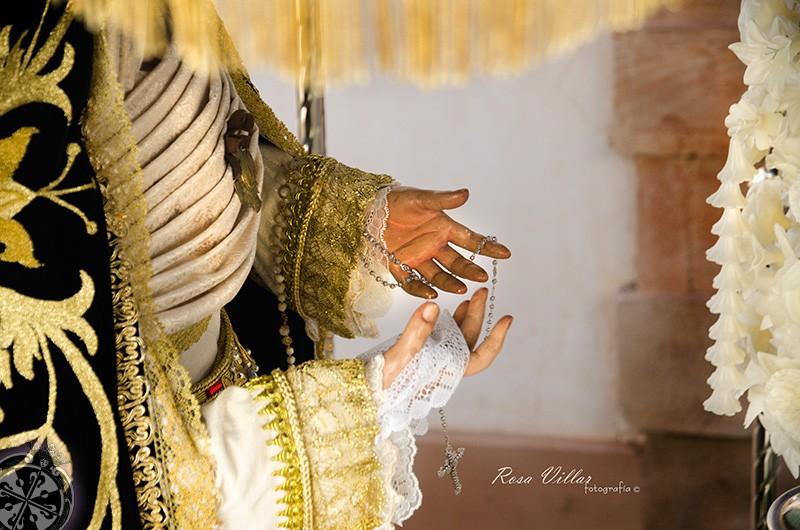 Comunicado sobre la restauración de la imagen de María Santísima de la Soledad de Antonio Illanes.