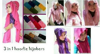 hoodie hijab