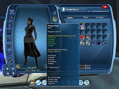 DC Universe Online - Modifying Equip 1