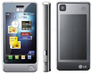 Handphone LG Terbaru 2012