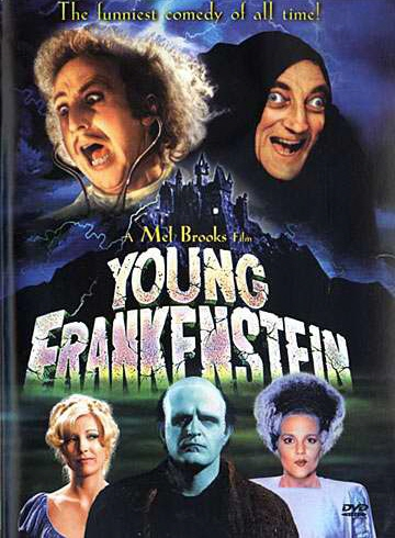 mel brooks young frankenstein