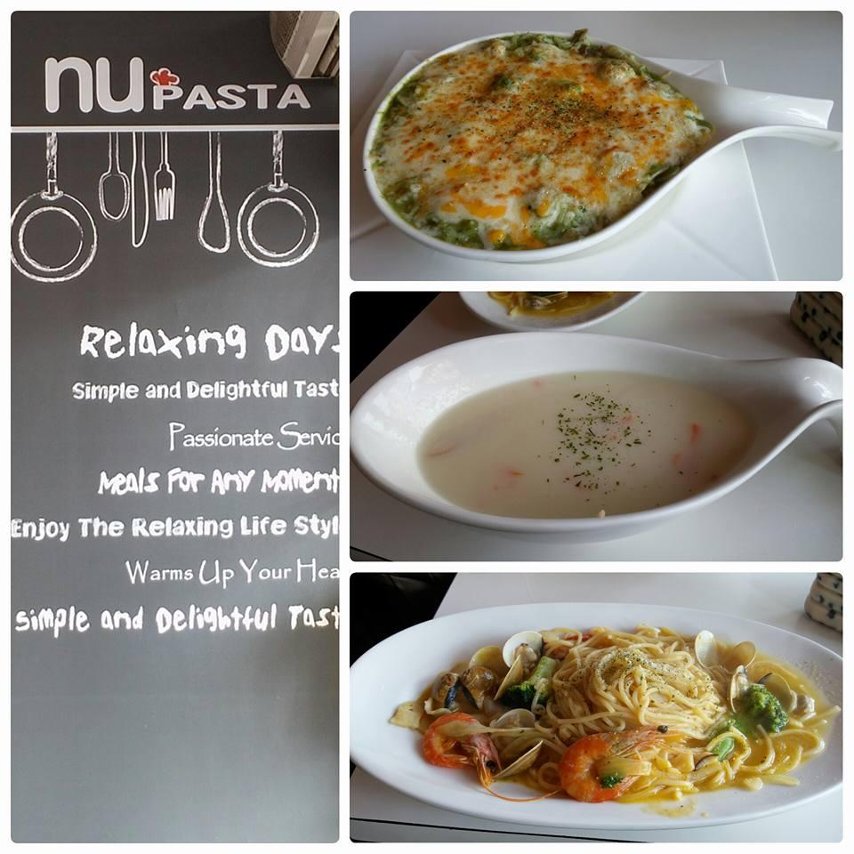 斗六民生南路上的 Nu-Pasta杯杯麵 – 焗烤與義大利麵