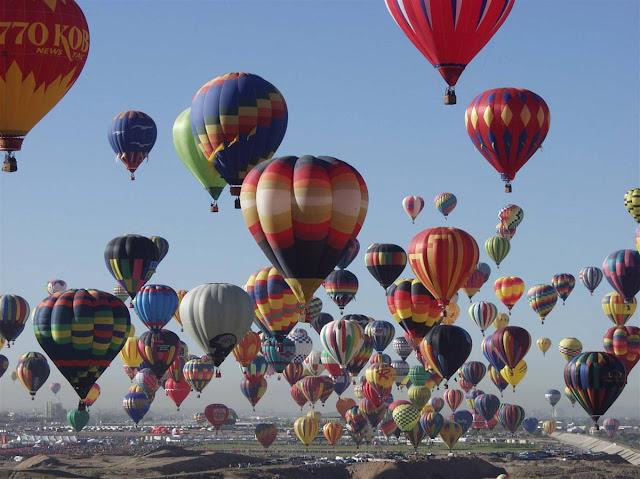 Albuquerque Balloon Festival1