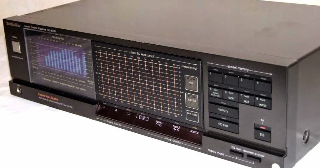 Vu meter audio Technics%2BSH-8066%2B3