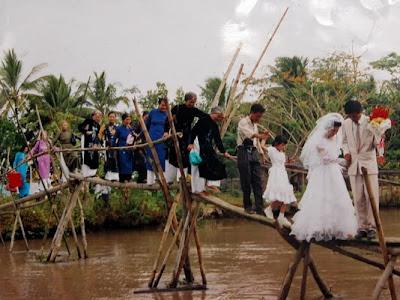 Đám cưới ở miền Tây