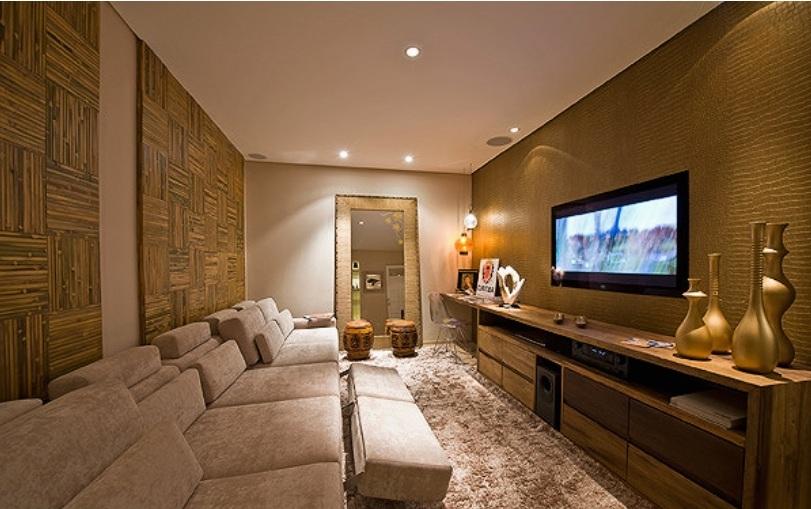 Villa Vintage Sala de TV !