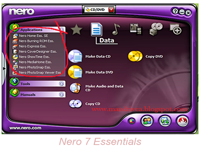 nero 7 full version with key free download