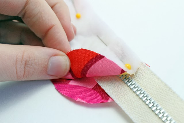 how to stitch over a cut