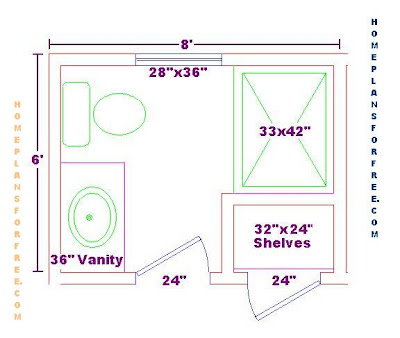 BUAT TESTING DOANG: Master Bath Designs And Floor Plans