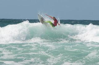 Boardmasters Fistral Beach Cornwall