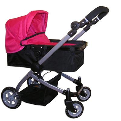 Bassinet Doll Stroller1