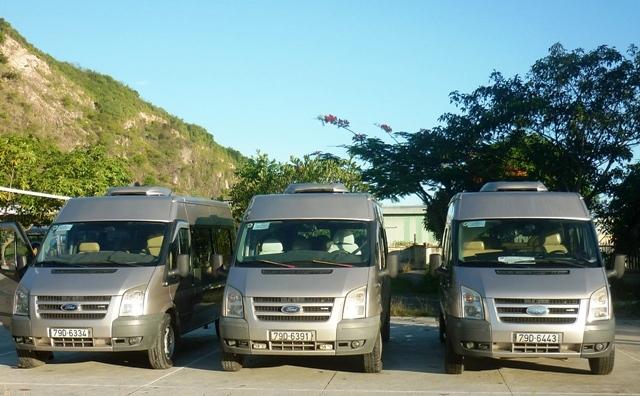 Công ty cho thuê xe du lịch tại Nha Trang