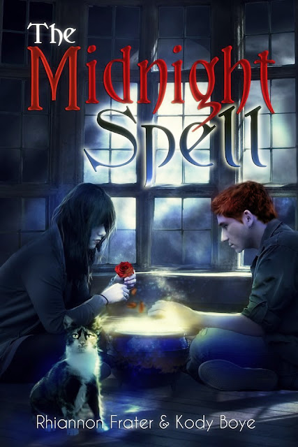 Cover Reveal: Midnight Spell by Rhiannon Frater and Kody Boye