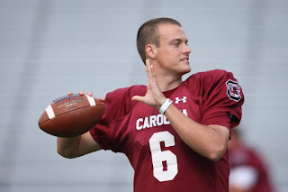 South Carolina names Connor Mitch as starting QB for season opener.