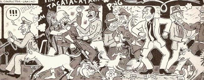 masacre en la guagua