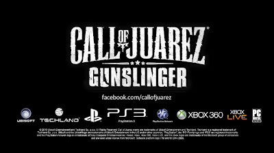 Call Of Juarez: Gunslinger Logo - We Know Gamers