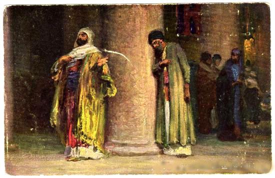Il fariseo e il Pubblicano dans immagini sacre IL+FARISEO+E+IL+PUBBLICANO