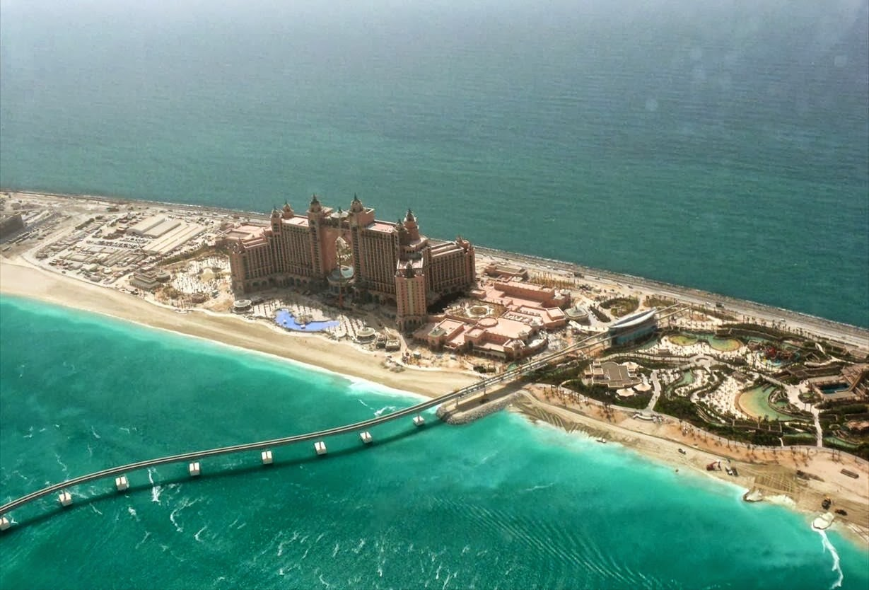 Atlantis palm dubai photo