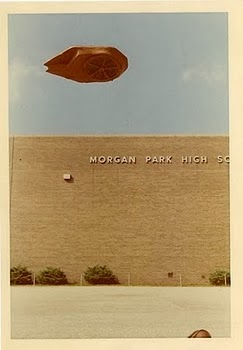Alien Ship Abducts 60's Students