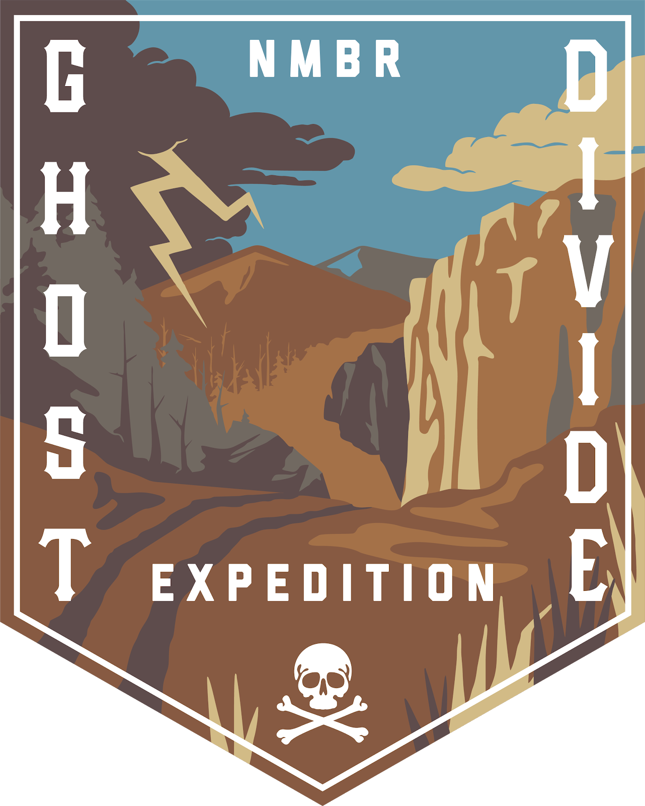 JULY 2020 - GHOST DIVIDE EXPEDITION