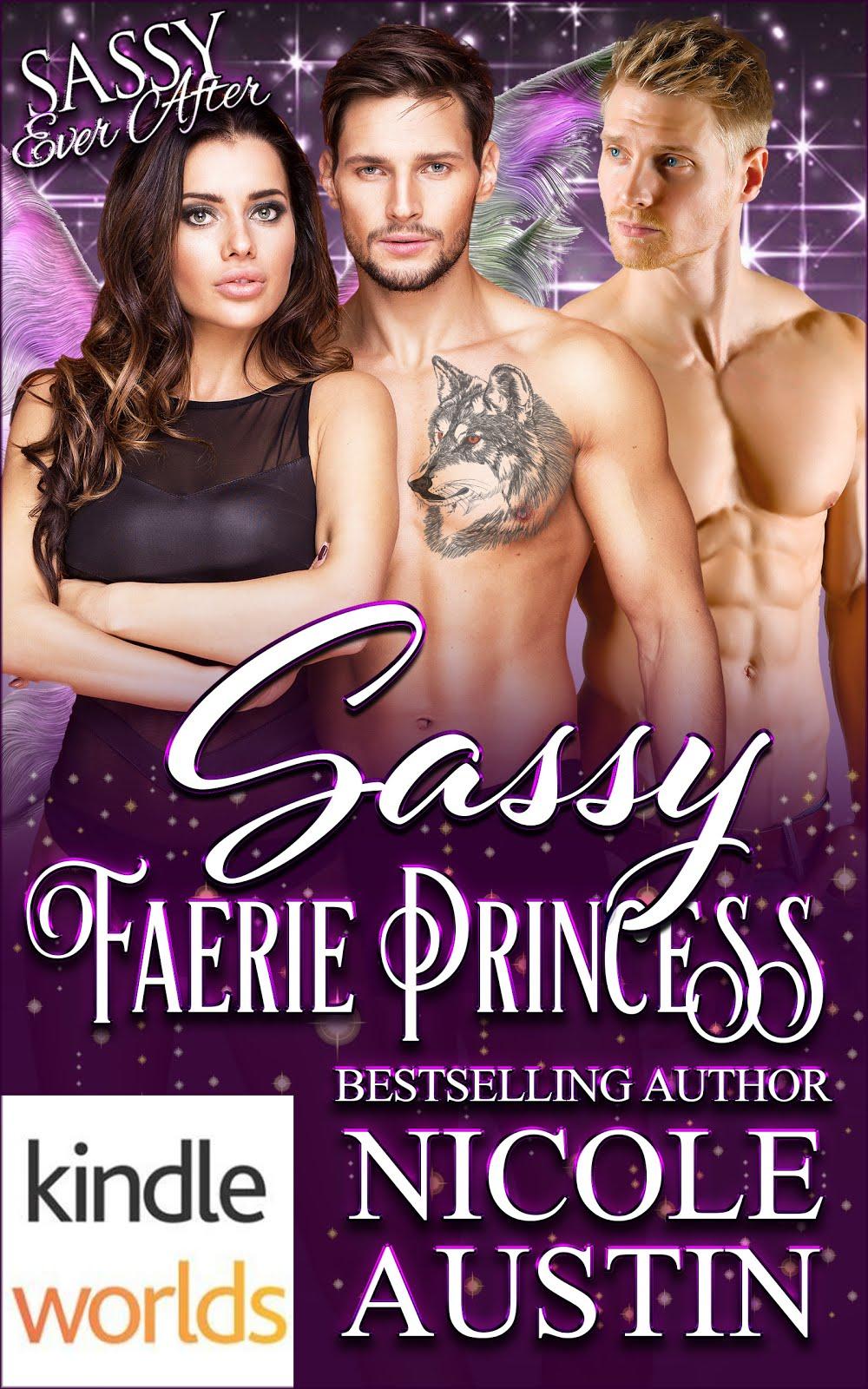 Sassy Faerie Princess