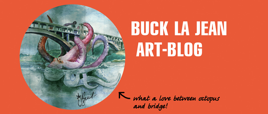 BUCK LA JEAN ART-BLOG