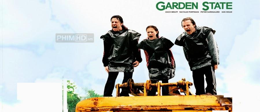 Phim Khu Vườn Lạc Quan VietSub HD | Garden State 2004