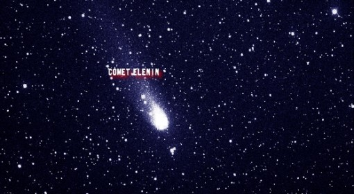 Elenin, la comète annonciatrice de la fin du monde;o)