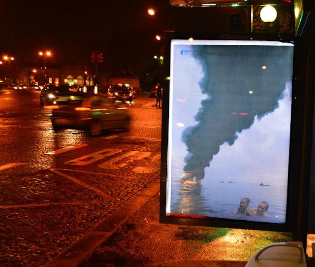 COP21 Brandalism: La Creatividad como arma en el activismo ambiental