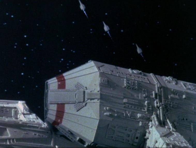 Battlestar Galactica 1978 Viper
