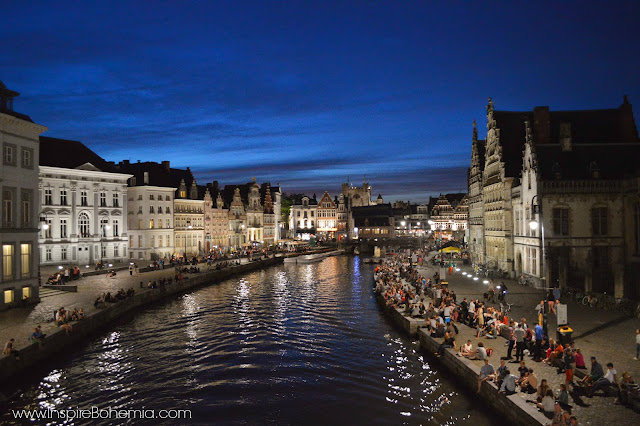 Ghent, Belgium, city, Europe, travel, medieval, architecture