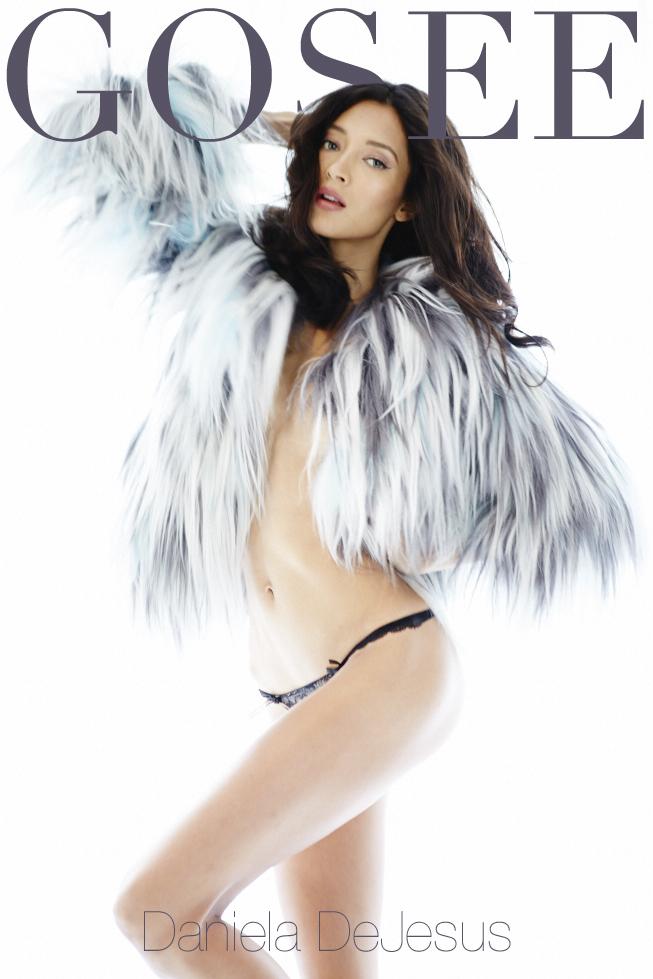 Models of Color: Gosee September 2015: Daniela De Jesus