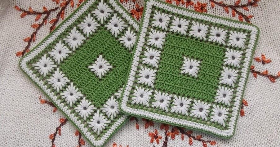 Подушечки с вышивкой