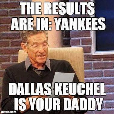 yankees daddy