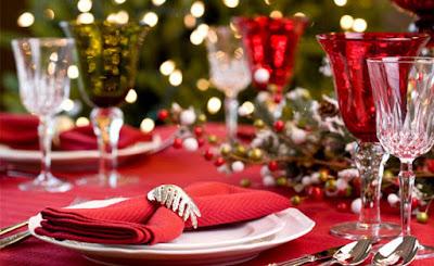 Le più belle foto di tavoli di Natale dell'anno