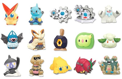 Pokemon Kids BW Dewott Set Bandai