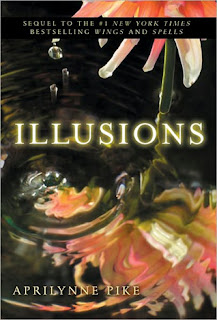 Review: Illusions by Aprilynne Pike