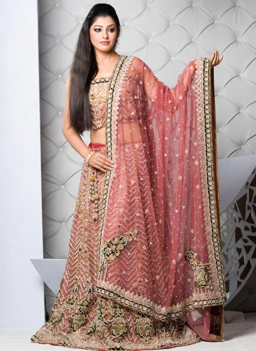 Fashion world latest Fashion: lehnga choli fashion.