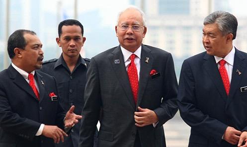 Gaji Najib tidak seberapa jika dibandingkan dengan Noh Omar dan Shahrizat